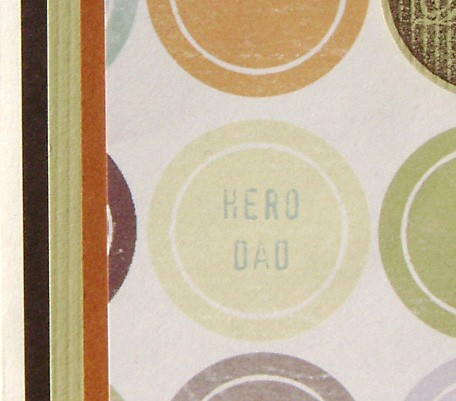 Father's Day Card – Hero Dad