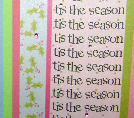 Holiday Card – Tis the Season