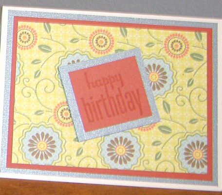 Birthday Card – Happy Birthday
